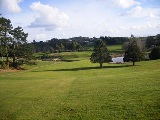 Onewhero Golf Club