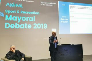 Local Body Elections - Auckland Mayoral Sports Debate